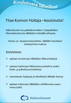 Kunnon_Hoitaja_-koulutus
