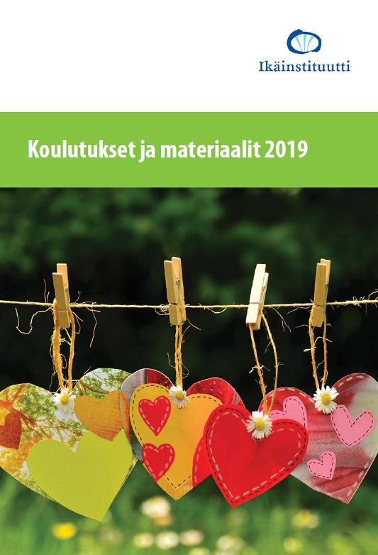 Vuoden 2019 koulutuskalenteri