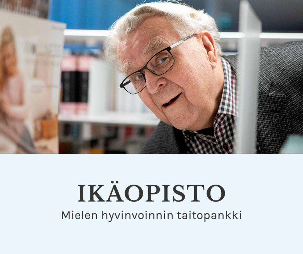 Ikäopisto.fi – mielen hyvinvoinnin taitopankki