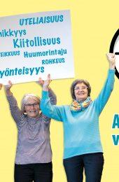 Vartti vahvuuksille -kampanja jatkuu 17.8. – nyt myös etänä!