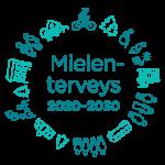 THL:n Mielentervetsstrategia 2020-2030 tunnus.